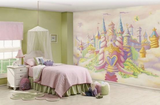 31 Colorful dan Playful Design Ideas for Kids Bedroom