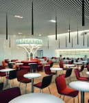 Extraordinary and Chic Air France Business Lounge (8)
