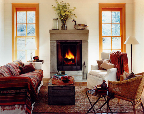 44 Warm and Cozy Autumn Interior Designs