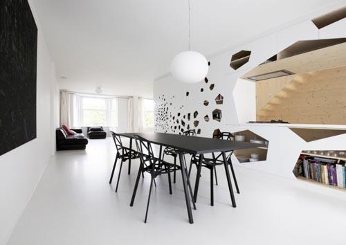 Winter Inspiration: 30 White and Elegant Interior Designs