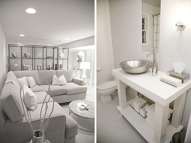 Winter Inspiration: 30 White and Elegant Interior Designs
