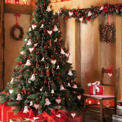 47 Beautiful Christmas Tree Decorating Ideas