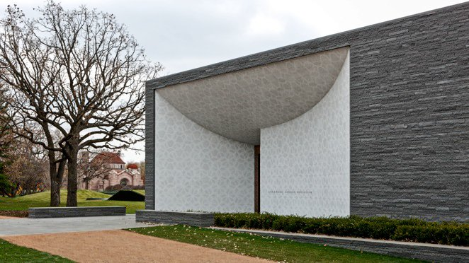 The Garden Mausoleum, a Masterpiece of Architecture by HGA Architects
